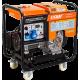 Дизельный генератор SKAT УГД- 7500 E